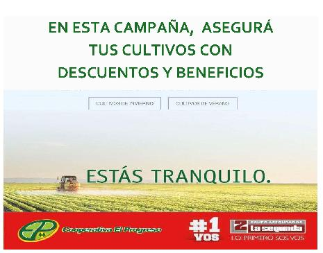 <h3><a href='http://caelprogreso.com.ar/novedades/#95' title='# La seguridad de cultivo, es nuestra prioridad.'># La seguridad de cultivo, es nuestra prioridad.</a></h3><span>...</span>
