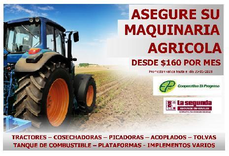<h3><a href='http://caelprogreso.com.ar/novedades/#108' title='Seguros Agricolas'>Seguros Agricolas</a></h3><span>...</span>
